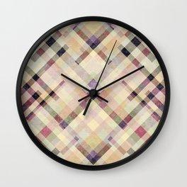 Patternwork XXVII Wall Clock