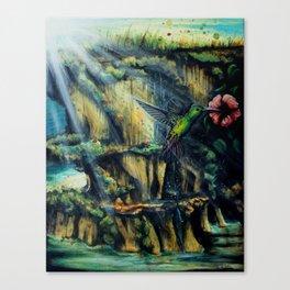 Paradise II Canvas Print