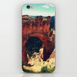 Utah - Arch of Red Sand iPhone Skin