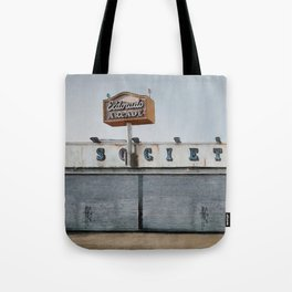 El Dorado Arcade - F Society - Mr Robot Tote Bag