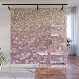 Holiday Bubbly Wall Mural