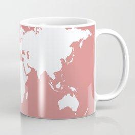 Pink Elegant World Coffee Mug