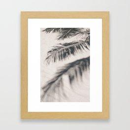 sunshine on the BEACH Framed Art Print