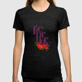 The Love Month #society6 #love #buyart T-shirt