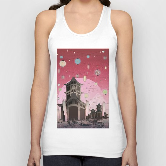 Places to remember... Unisex Tank Top