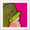 Pop Icon - War Machine by gregguillemin