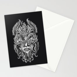 Queztalcoatl Stationery Cards