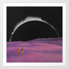 Eclipsia Art Print