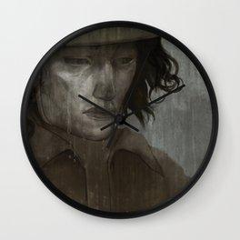 Tears of Empu Mburing Wall Clock