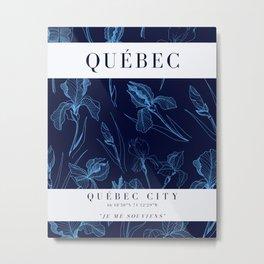 Quebec Exhibition Metal Print