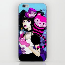 Alice Returns to Wonderland iPhone Skin