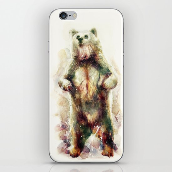 Bear I iPhone & iPod Skin