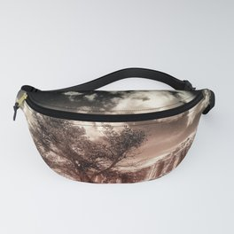 Silence in Plaza Blanco Fanny Pack