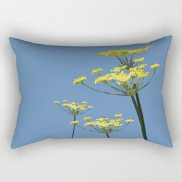 Fennel flowers Rectangular Pillow