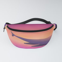 Anywhere but Here Fanny Pack