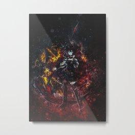 Rwby Metal Print