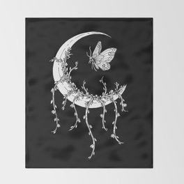 Celestial Nature Throw Blanket