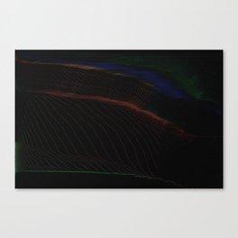 5H4D3 Canvas Print