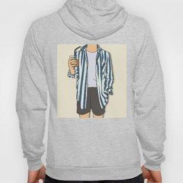 Stripes Boy - OOTD - Fashion Art Hoody