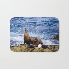 La Jolla Seals pt. 2 Bath Mat