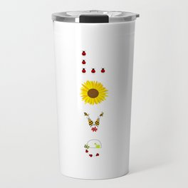 Lovely Nature Travel Mug
