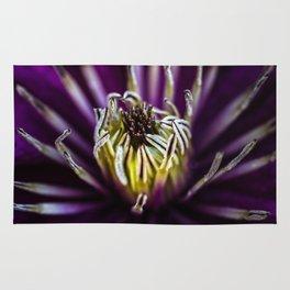 Flower universe Rug