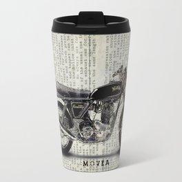 Norton Commando 1974 Travel Mug