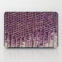 honeycomb iPad Cases featuring Honeycomb by BellagioVista