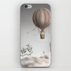Morning Balloon iPhone & iPod Skin