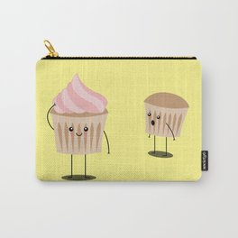 A free buttercream cupcake is not a cupcake Carry-All Pouch