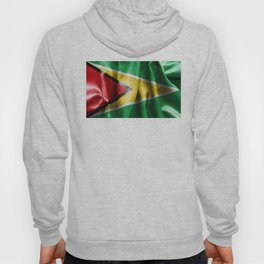 Guyana Flag Hoody