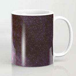 Maroon Milky Way Coffee Mug