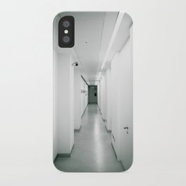 corridor... iPhone Case