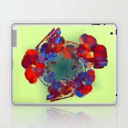 The Flower I Love Laptop & iPad Skin