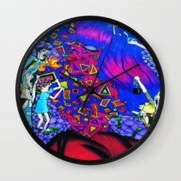Techno Giants Wall Clock