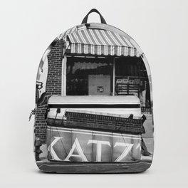 Katzs Deli NYC Backpack