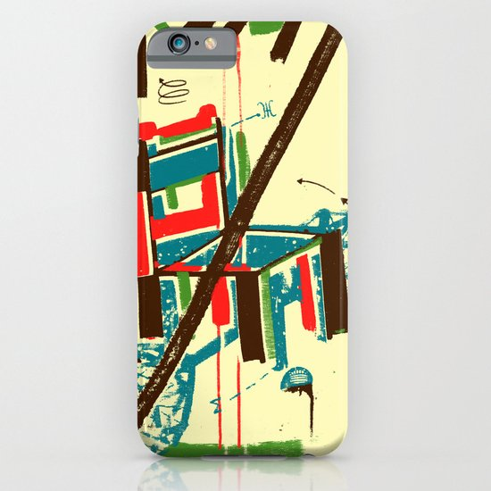 Chair iPhone & iPod Case