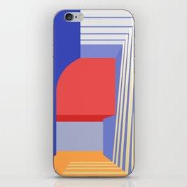 Building F iPhone Skin