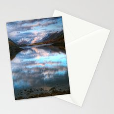 Morning Reflections On Loch Leven Stationery Cards