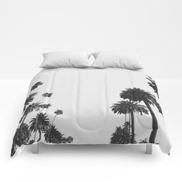 Palm Spring California, Palms Comforters