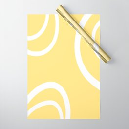 HELLO YELLOW - GRAPHIC 1 by MS Wrapping Paper