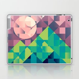 Time off Laptop & iPad Skin