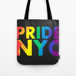 PRIDE NYC Tote Bag