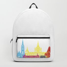 Graz skyline pop Backpack