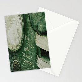 One Headlight (2)  Stationery Cards