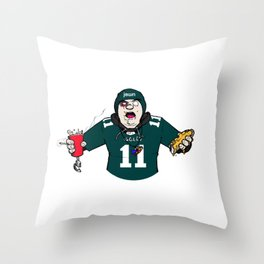 Dat Philly Jawn Throw Pillow