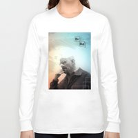 breaking bad Long Sleeve T-shirts featuring Breaking Bad by Crazy Thoom