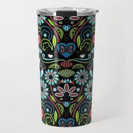 Scandinavian Inspiration (Black) Travel Mug