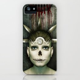 Mary... iPhone Case