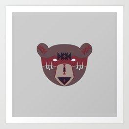 Bear Spirit Art Print